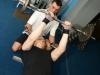 Cvičení tricepsů