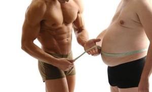 Stejná váha obou mužů