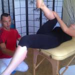 Svalový test zkrácených svalů